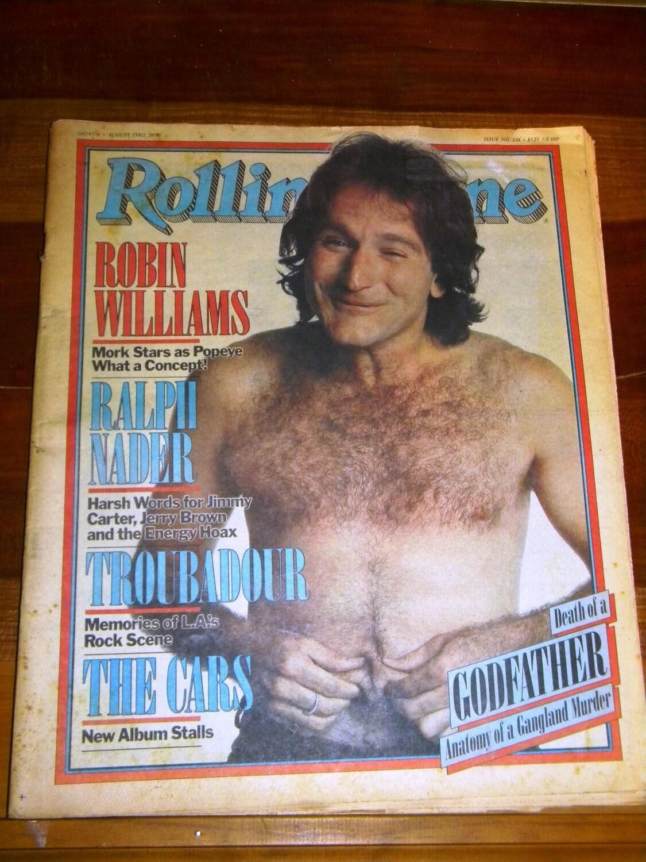 Rolling Stone Magazines/