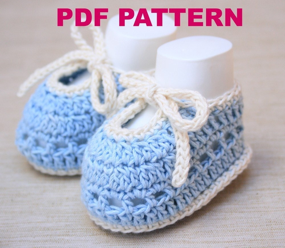 Simple Crochet Pattern For Baby Booties : easy crochet baby booties for beginners crochet knitting ...