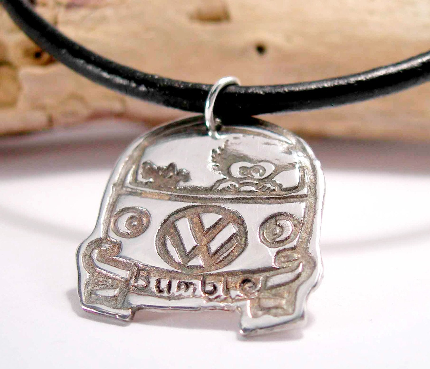 Personalised Silver VW