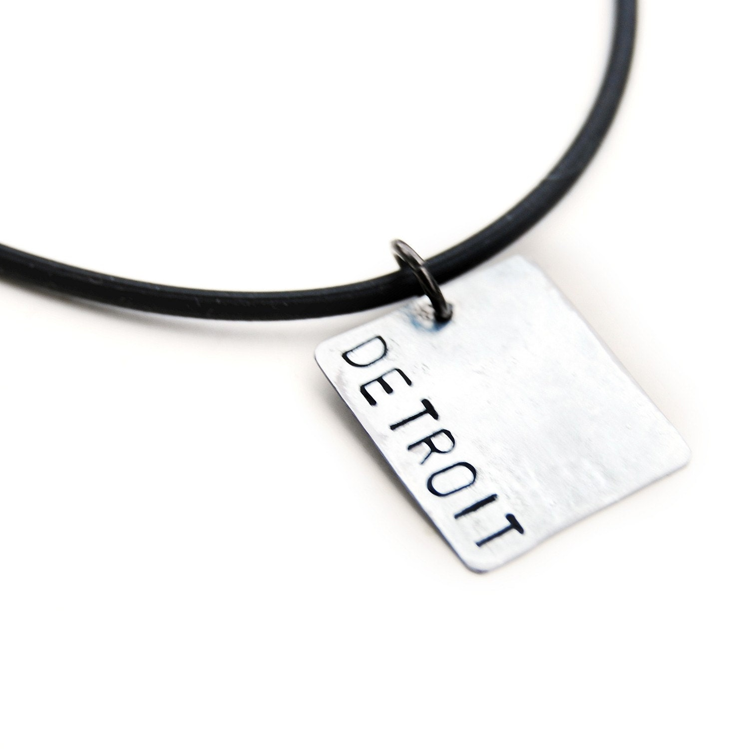 Detroit necklace lilacpop studio fashion photography art for Just my style personalized jewelry studio