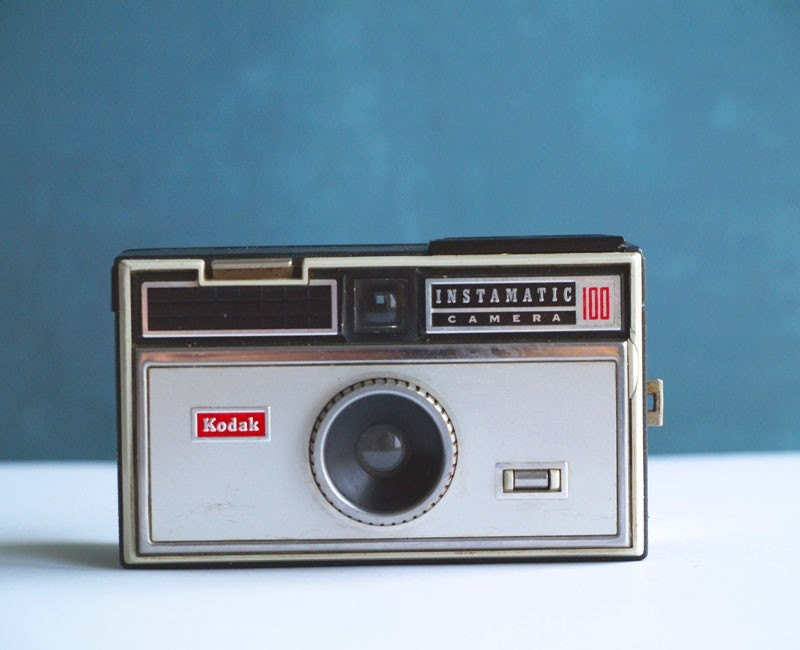 Old Vintage Collectable Kodak Camera