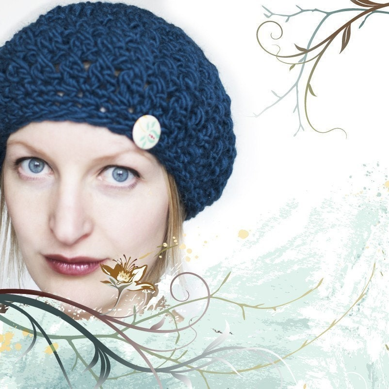 Beginner's Beret | crochet today