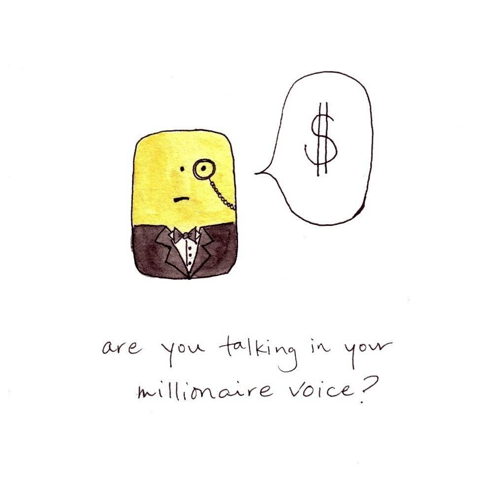 Millionaire Voice
