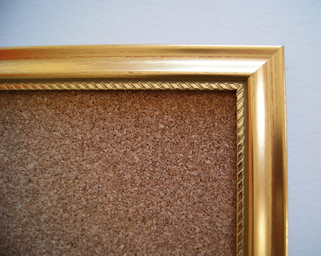 Gold Memo Board by newleafhandmade on Etsy