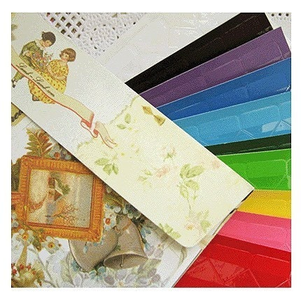 Photo Cornering Sticker - mixed color 10sheets