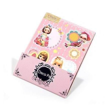Blythe Deco sticker pack - set of 8sheets