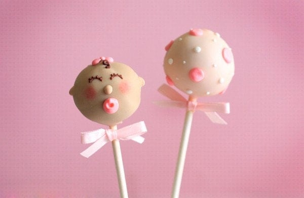 Cake Pop Ideas For Baby Shower : Baby Shower Cake Pop Ideas - The Bomb Dot Com