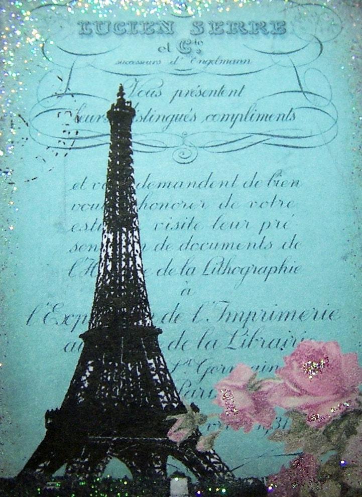 Картинки для декупажа париж париж