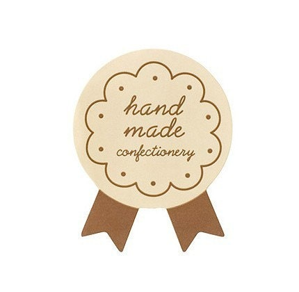Cute Medal Sticker 15pcs