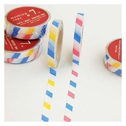 stockholm and french masking tape - 2set (7mm )