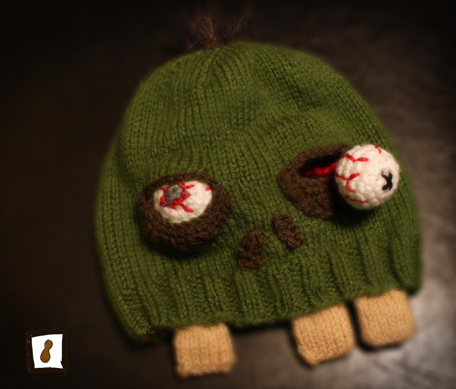 Zombify • Get Your Zombie Hat For Winter Via