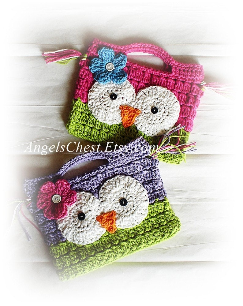 Crochet Designs For Bags : Purse Patterns Tote Bag Patterns Free Crochet Patterns