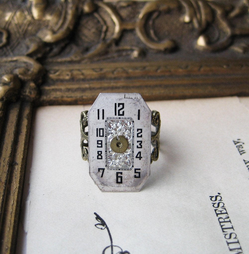 Noble Studios Ltd Steampunk Ring