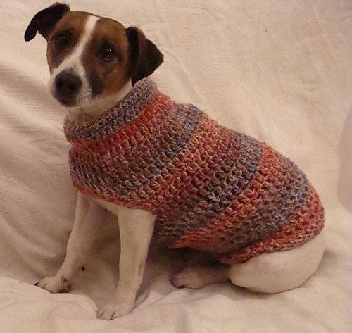 вязание крючком одежда для собак схемы небольшой щенок