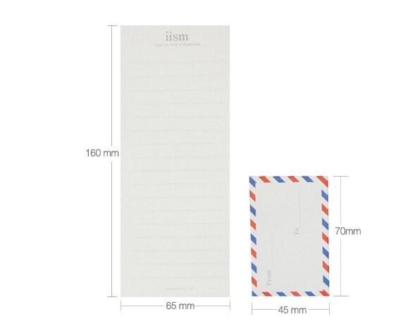 Mini Envelope Set.