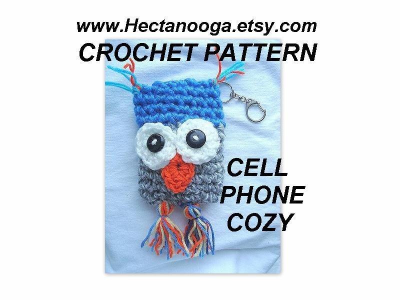 Pocket Hanging Storage Crochet Pattern | FaveCrafts.com
