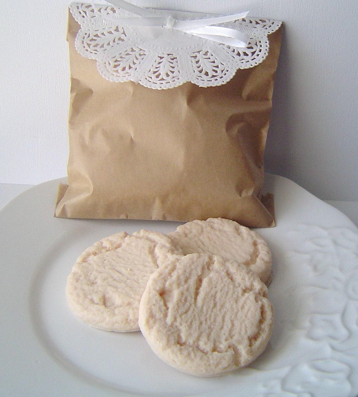 Grandma's Sugar Cookie Soap Set-Goat's Milk Soap
