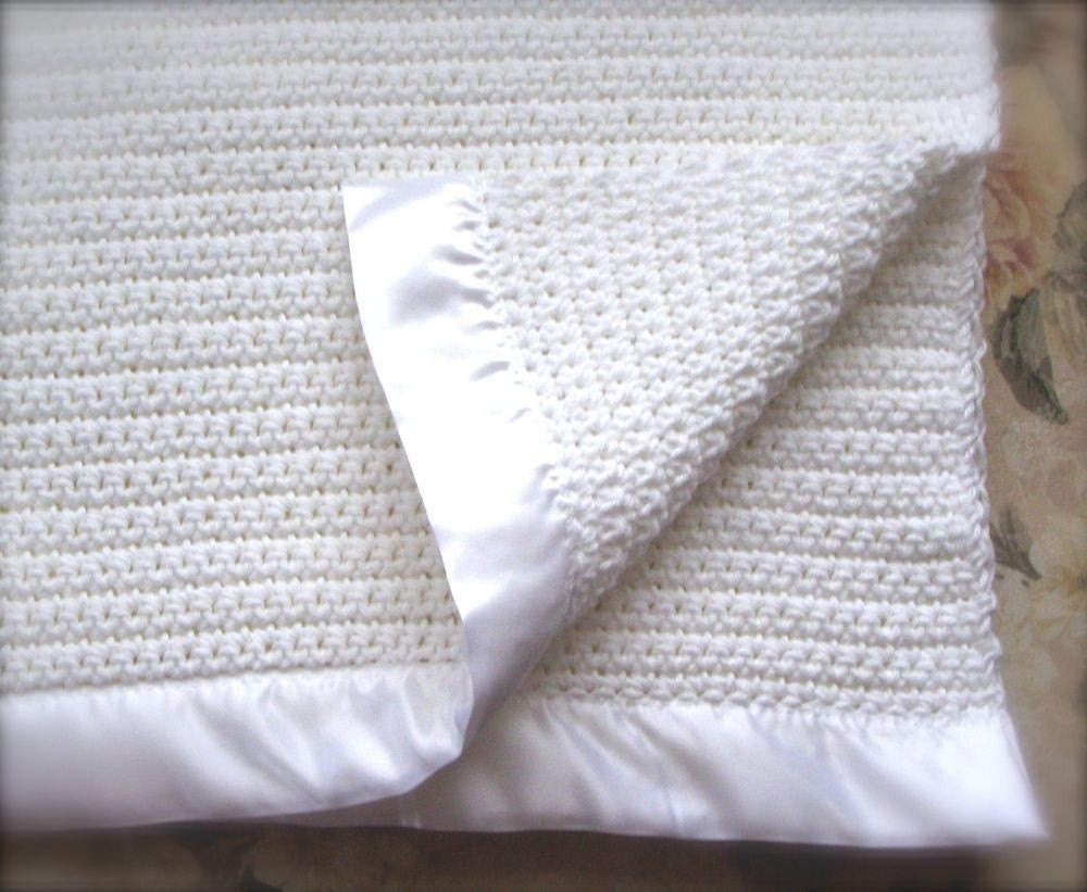 Crochet Baby Blankets - How To Information | eHow.com