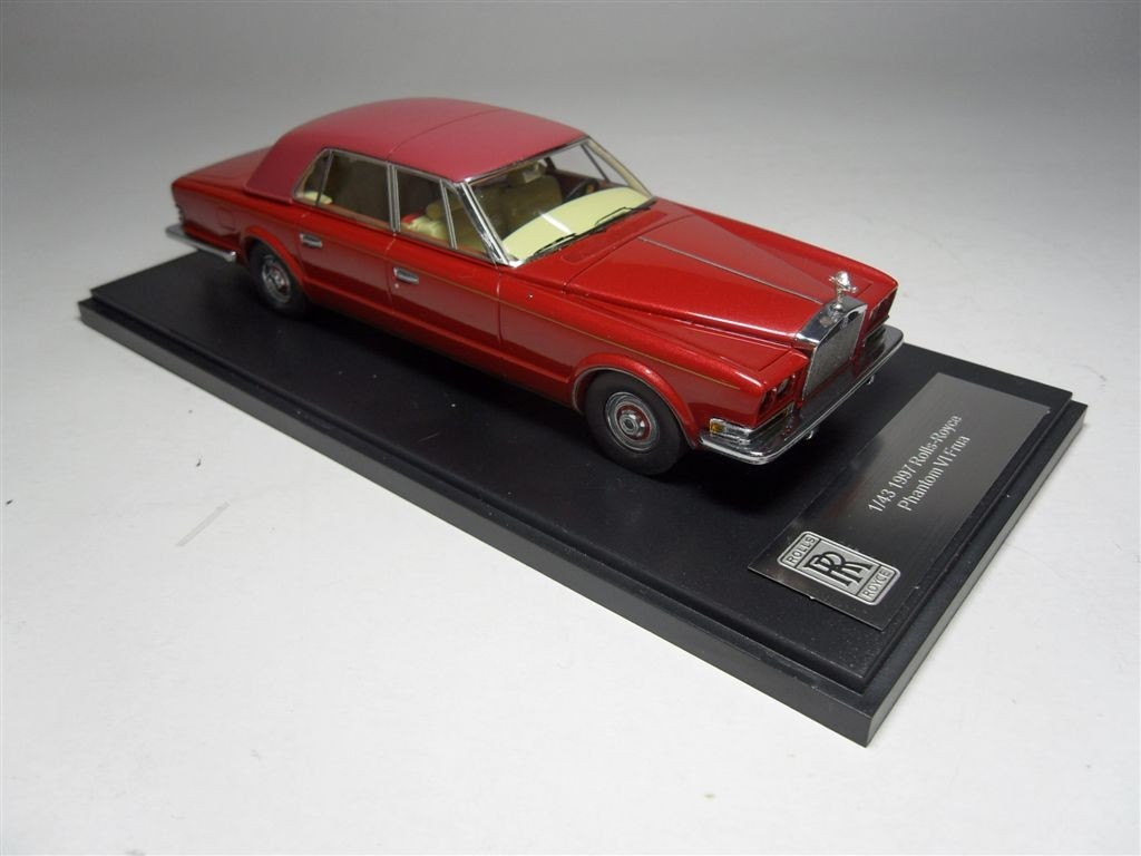 1/43 Rolls-Royce Phantom VI BY