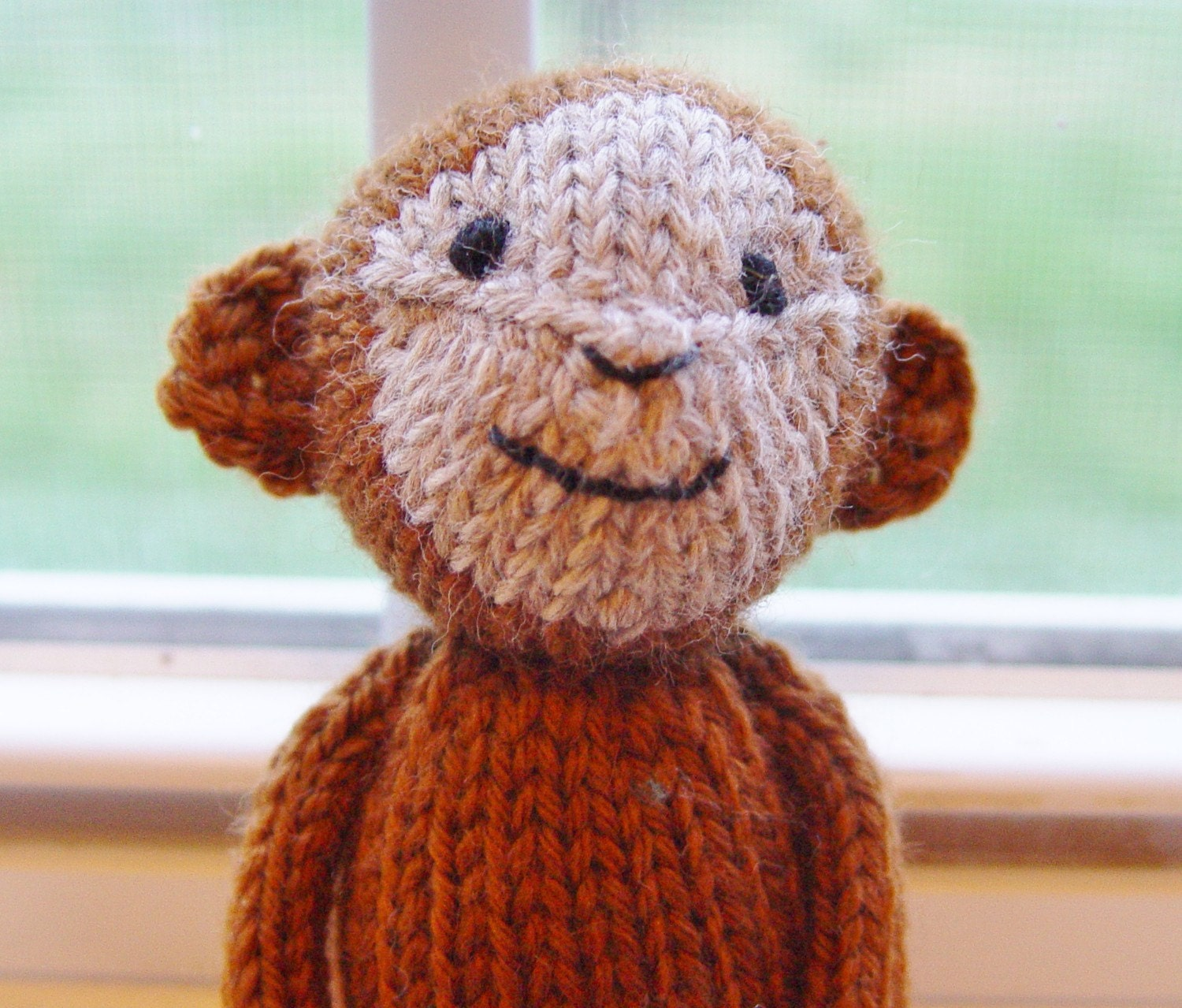 Knitting Patterns Monkey   Catalog of Patterns