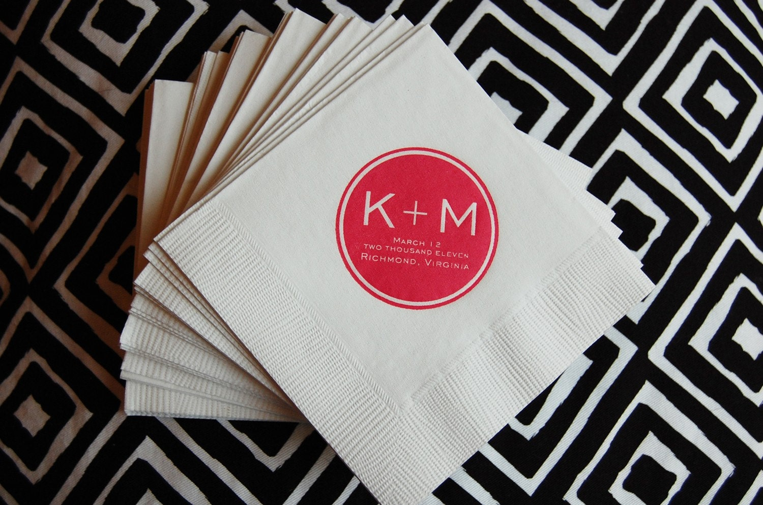 custom paper napkins canada Find great deals on ebay for custom paper napkins shop with confidence.