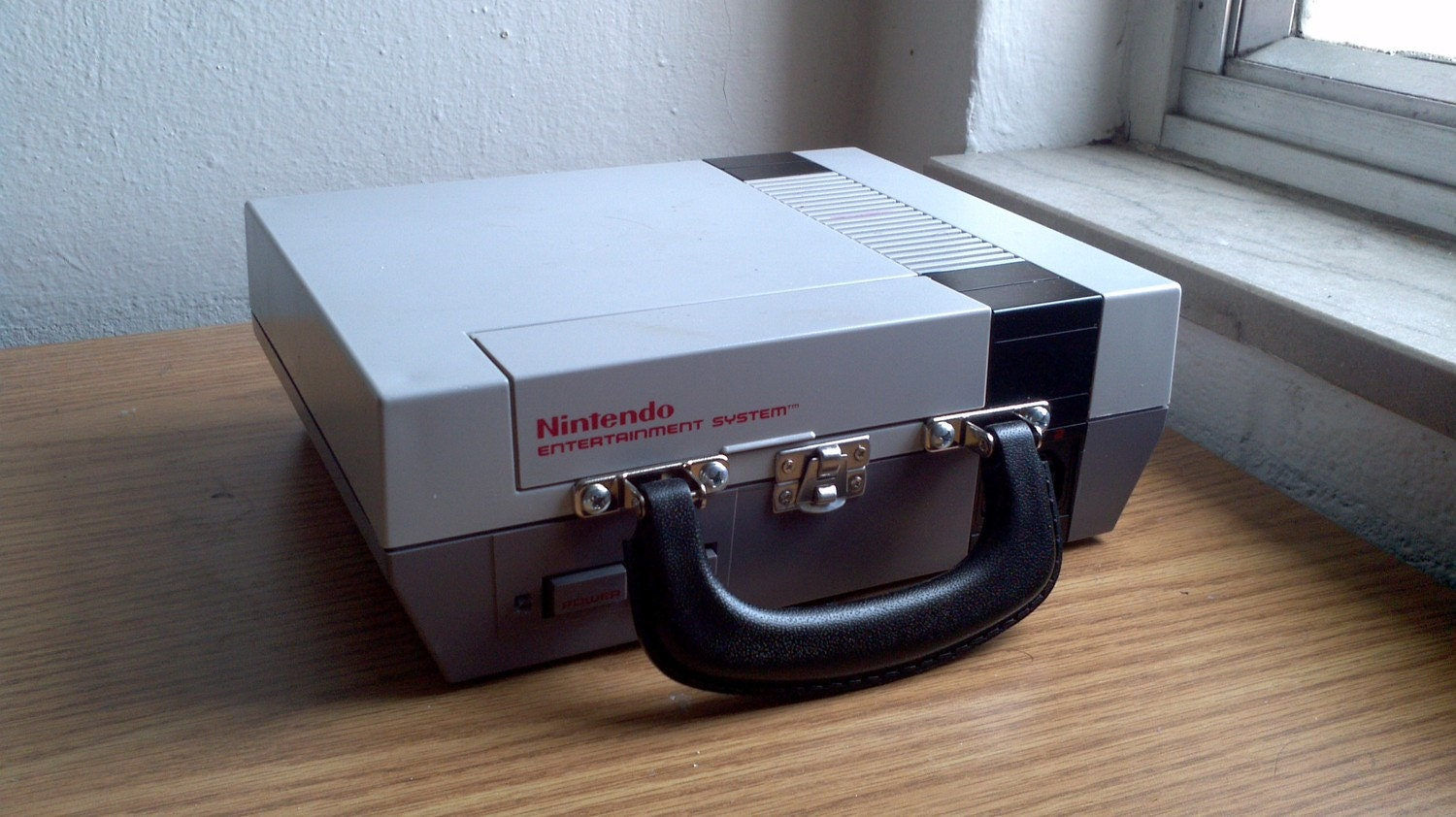 Lunch box NES