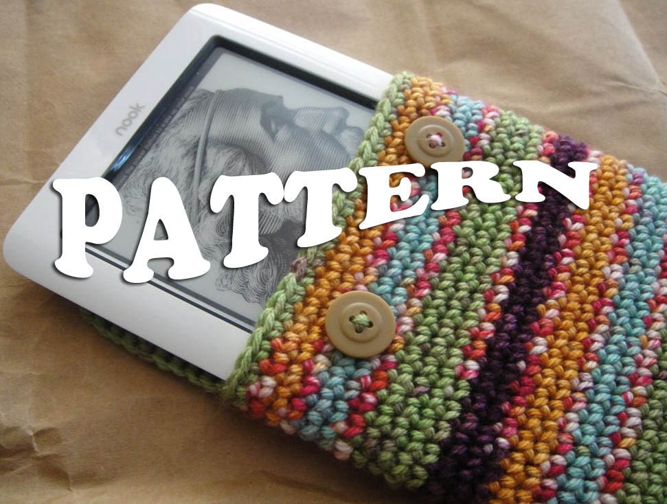 Nook/Kindle Pouch PATTERN - $3