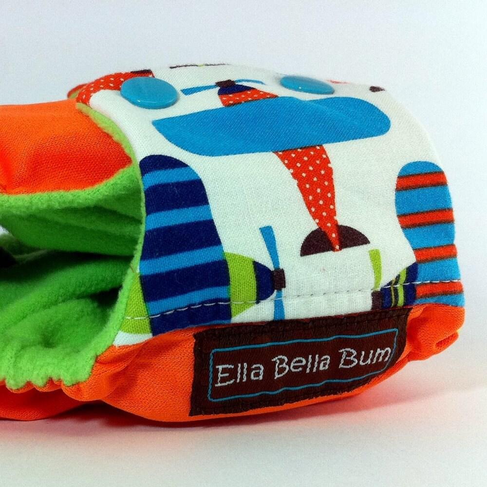 Boys of summer ready set go pocket cloth diaper by ella for Ready set decor reviews