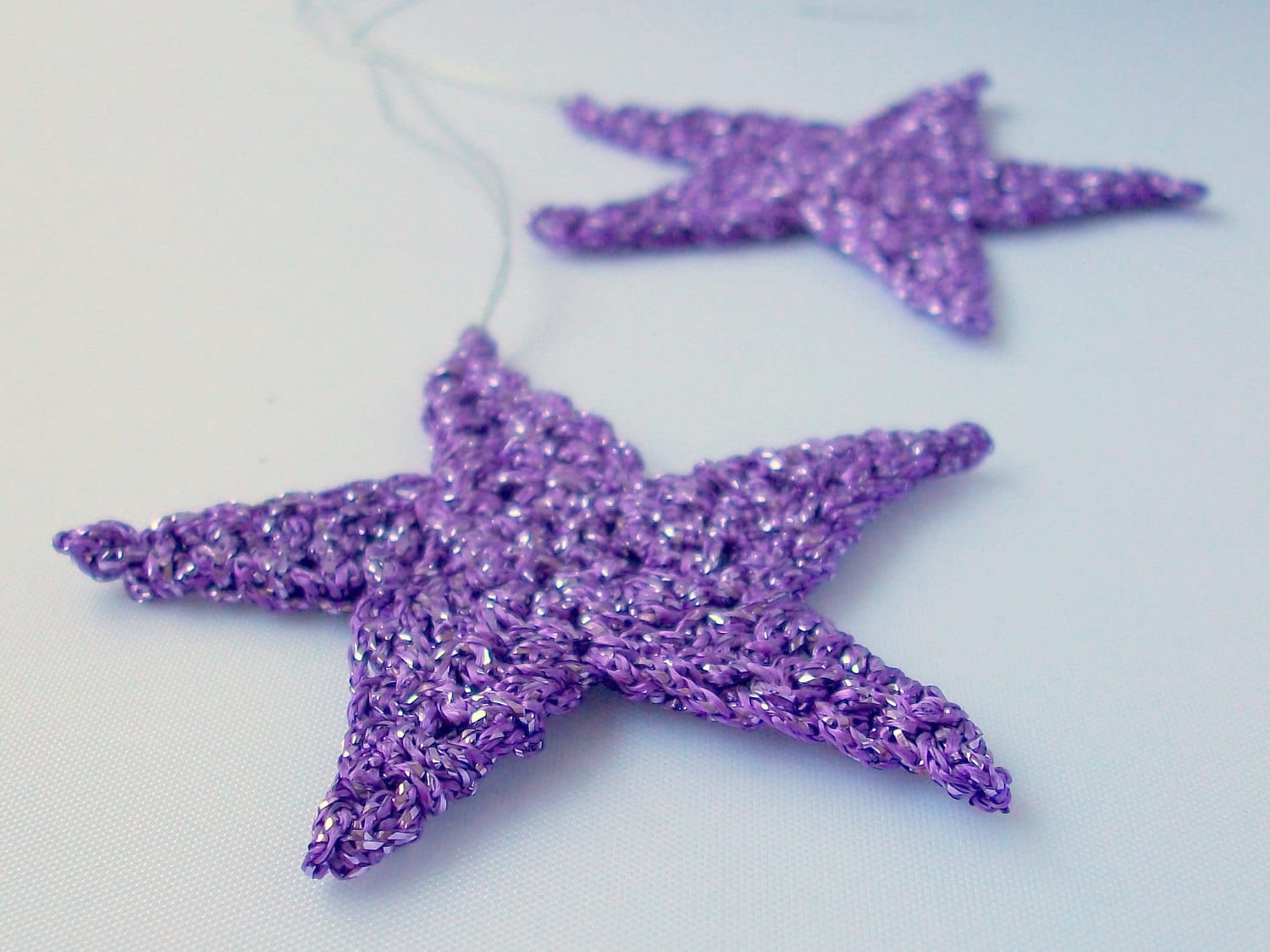 Free Crochet Pattern Christmas Star : CROCHET CHRISTMAS STAR ? Crochet For Beginners