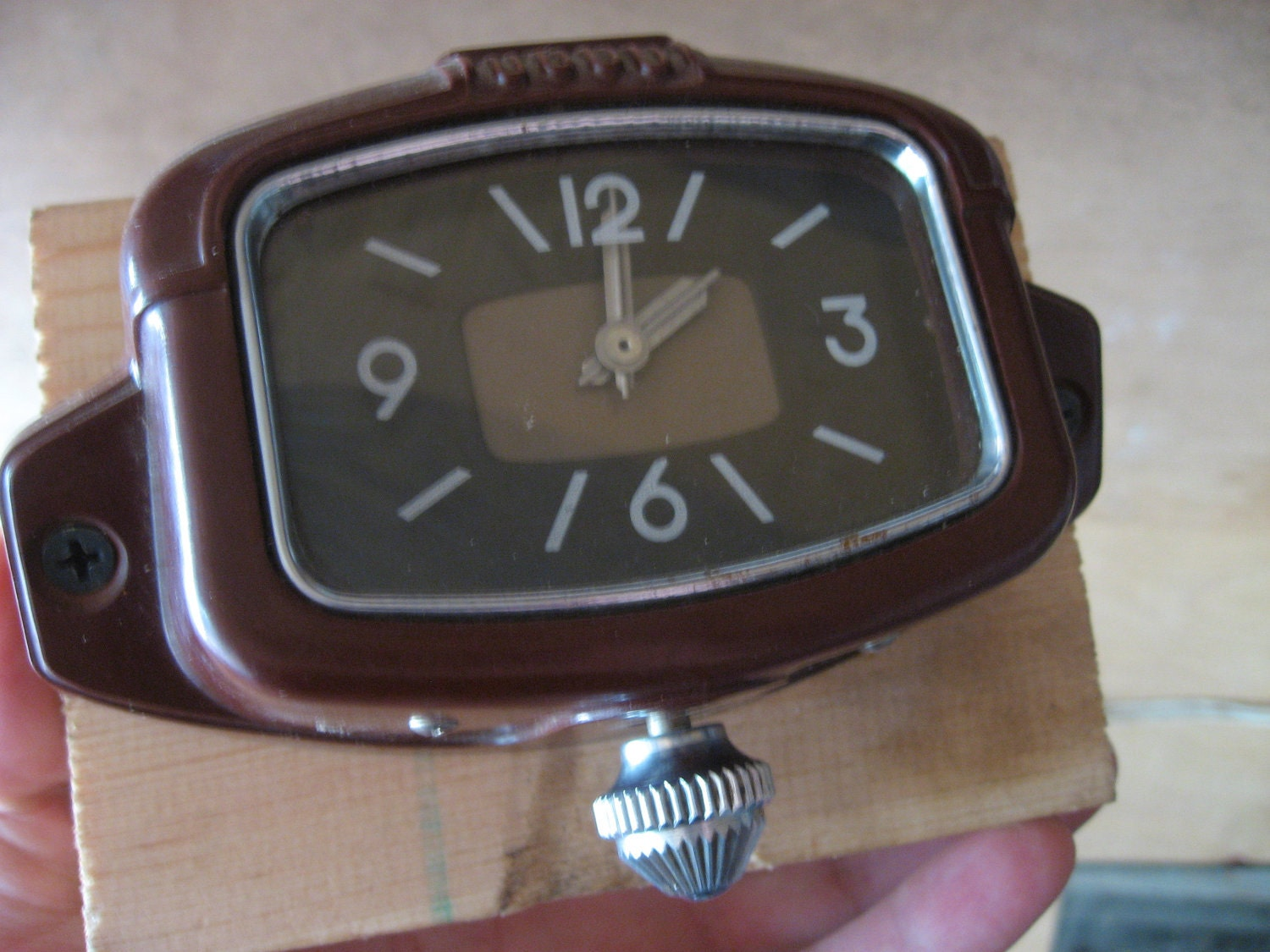 Vintage Watches from the old Soviet car Moskvich 403. From ErginStore
