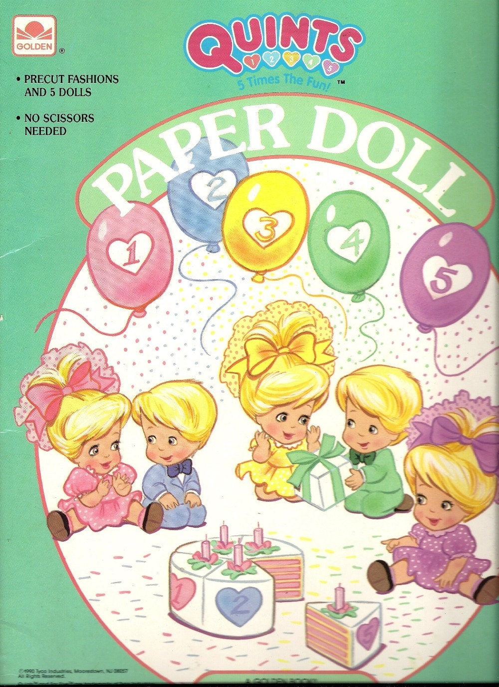 Vintage creative vintage paper dolls that girls of all ages will love