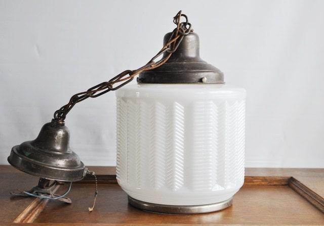 New White Milk Glass Hobnail 3 X 8 1/2 Chimney Lamp Shade