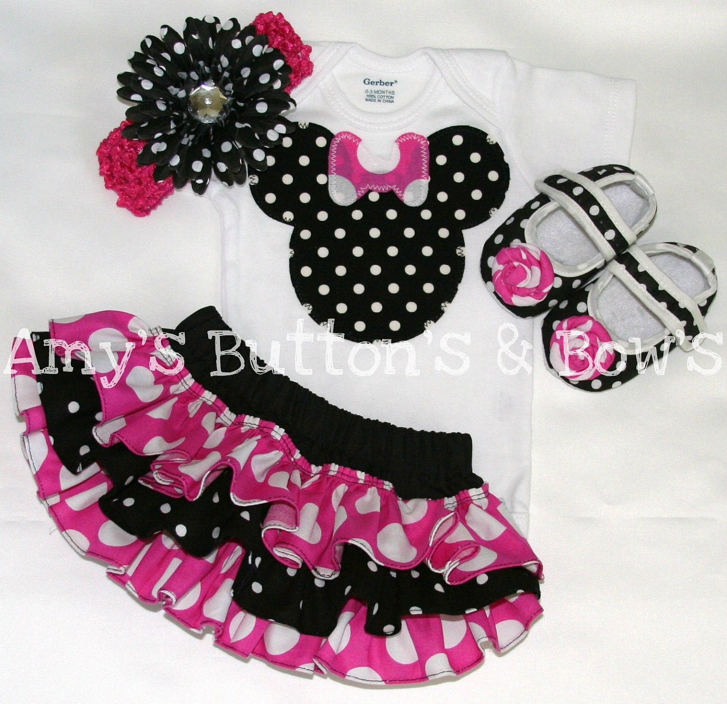minie mouse outfit