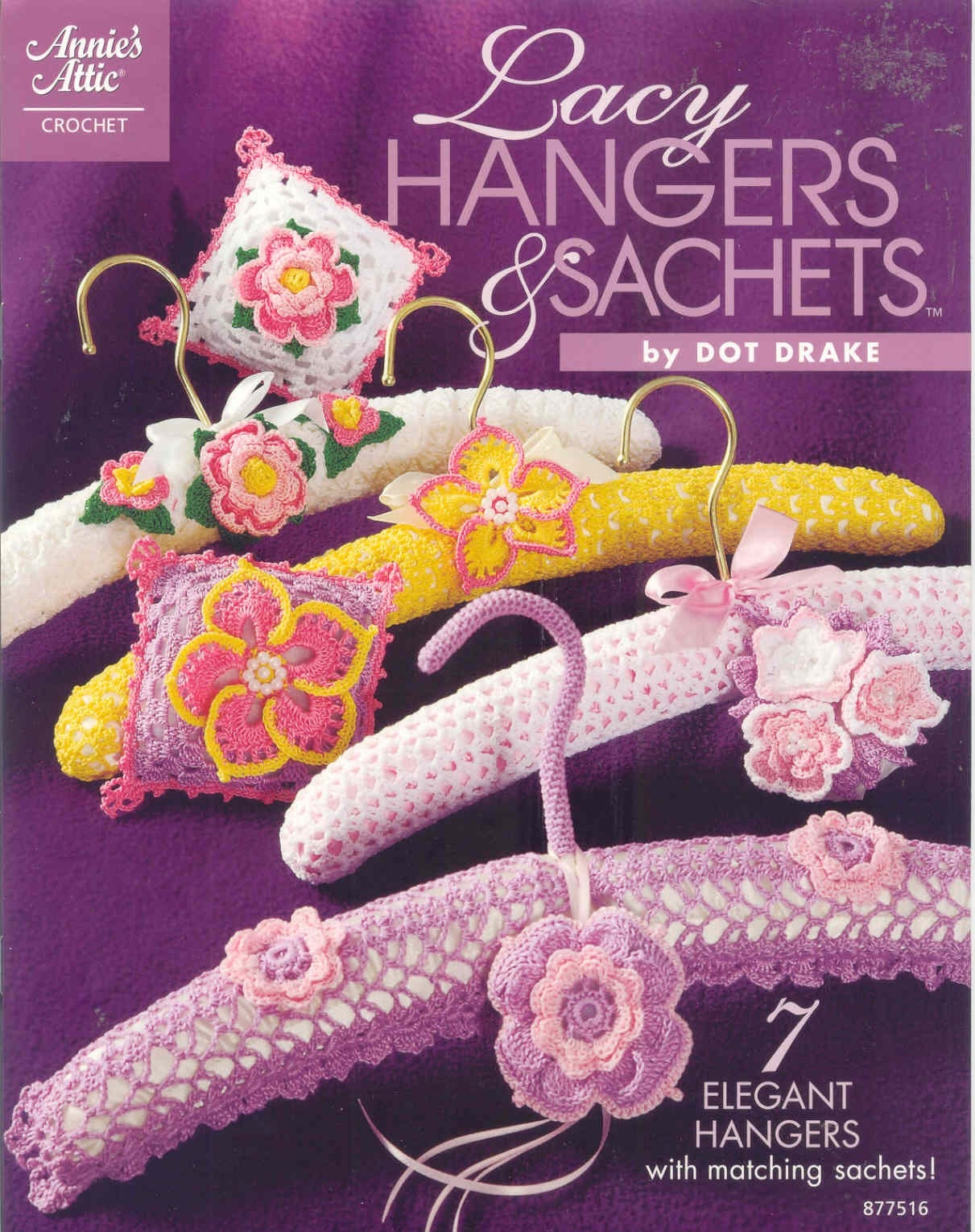 Crocheted Hanger Cover