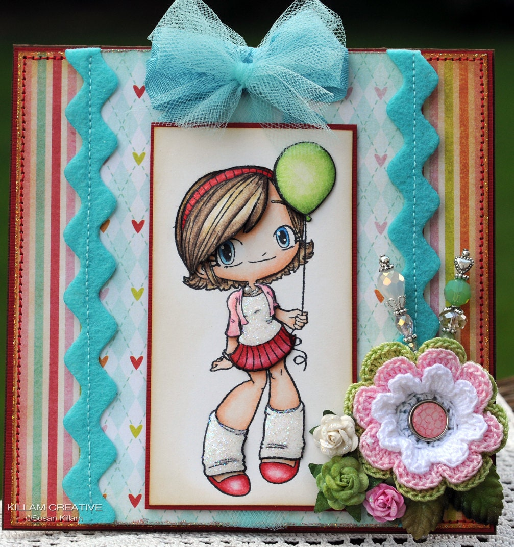 etsygreetings handmade cards happy birthday greeting card