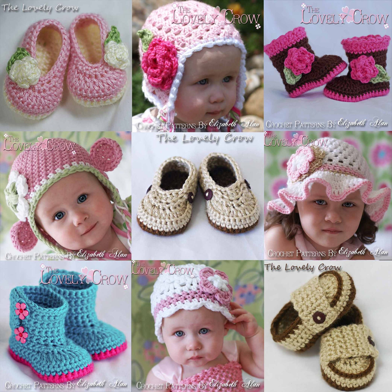 Free Crochet Baby Blanket Patterns & Afghans for Kids