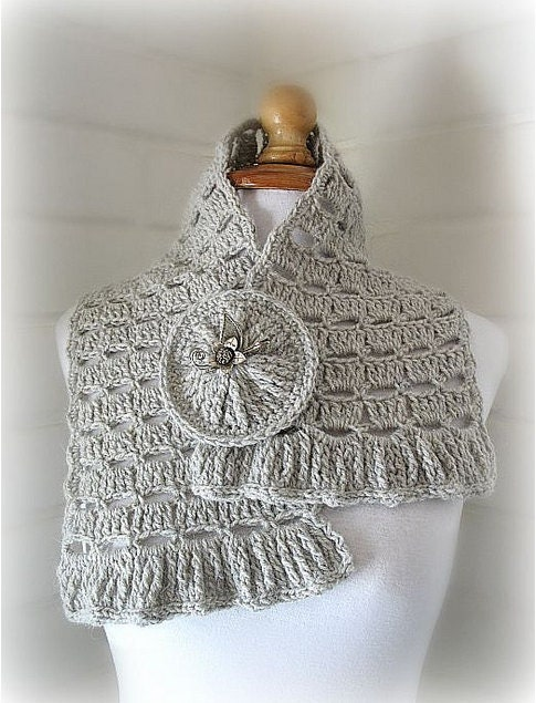 QUICK CROCHET SCARF PATTERN How To Crochet
