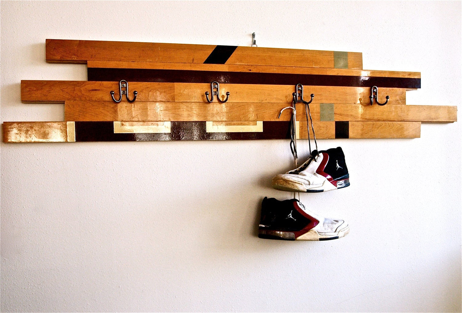let 39 s stay creative coat rack design. Black Bedroom Furniture Sets. Home Design Ideas