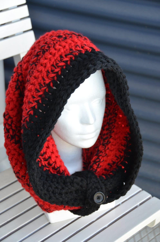 Cape Crochet Free Hooded Pattern Crochet Patterns