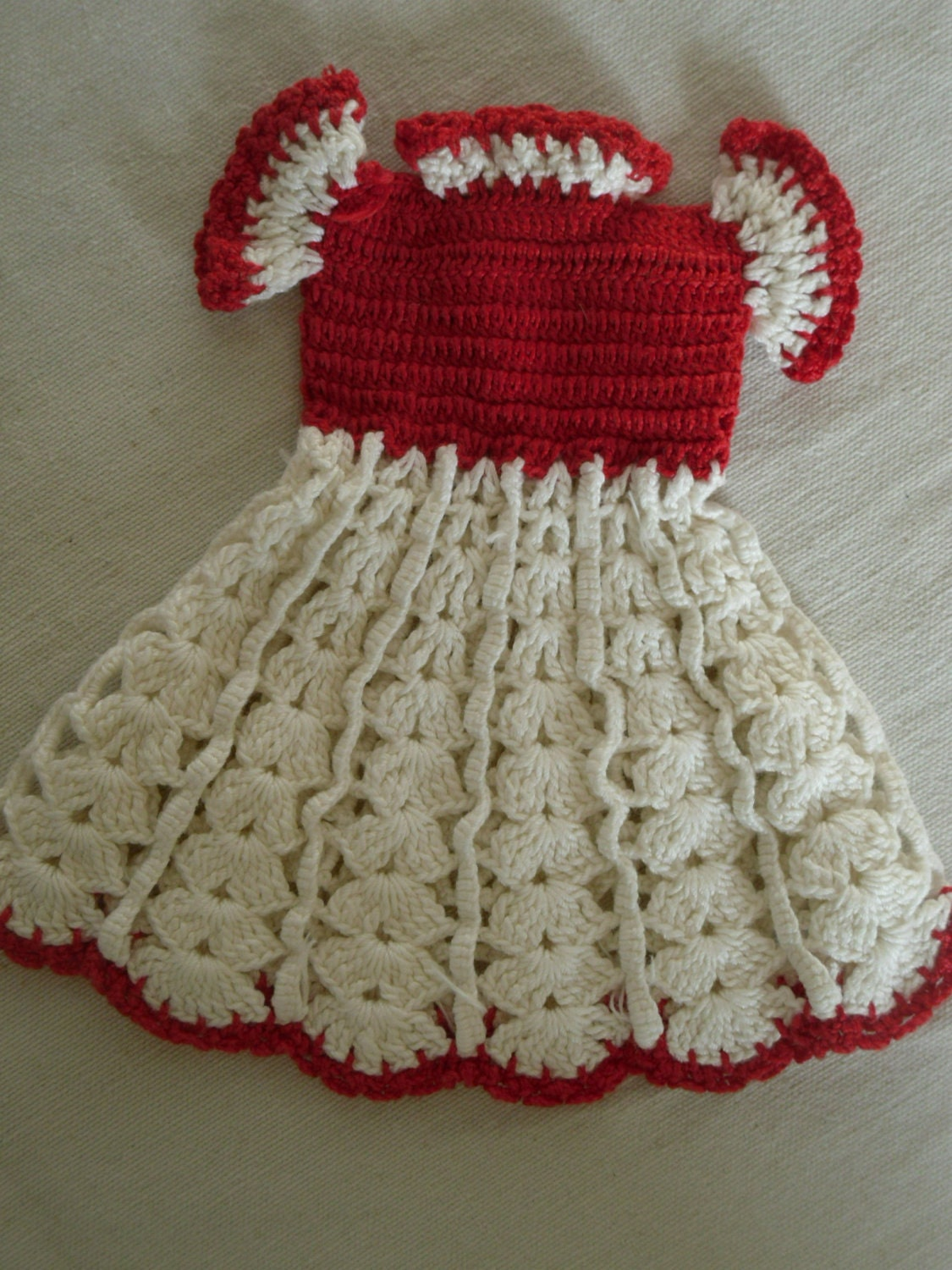 Crocheting Doll Clothes : How to Make a Crocheted Dress for Dolls eHow.com