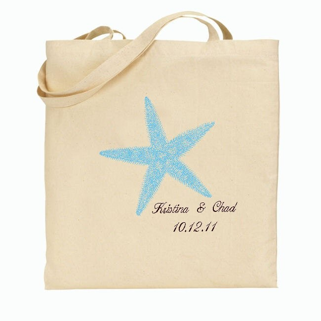 welcome bag totes wedding