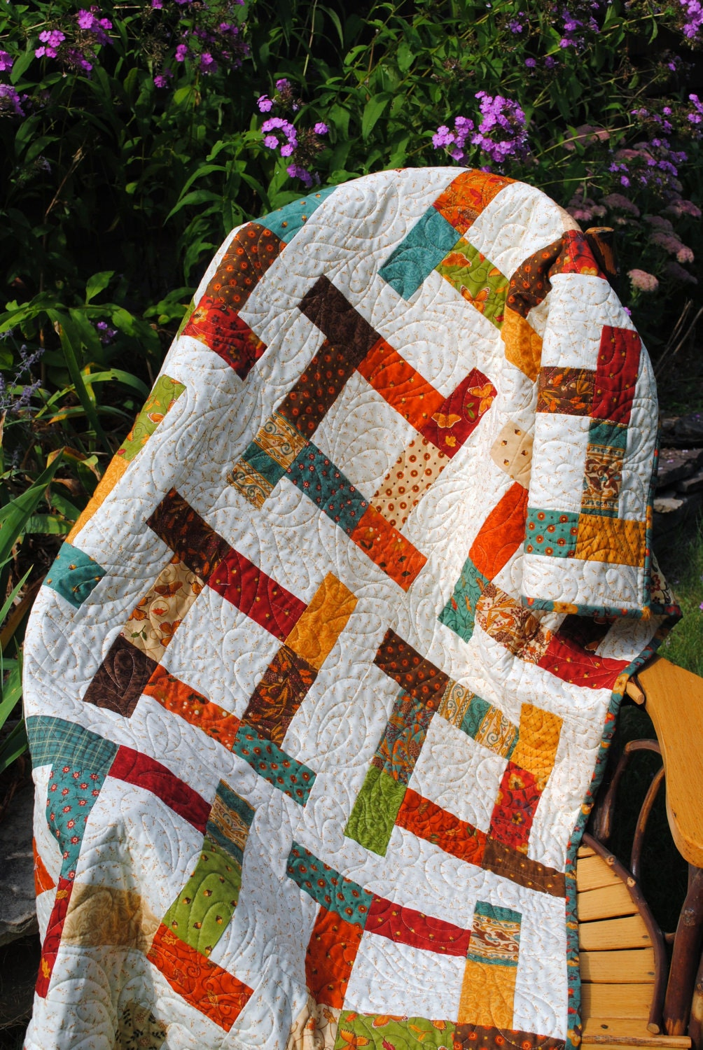 Quilt Pattern Easy And Quick Layer Cake Jelly Roll