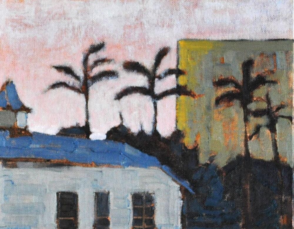 Original San Diego Plein Air Landscape Paintings