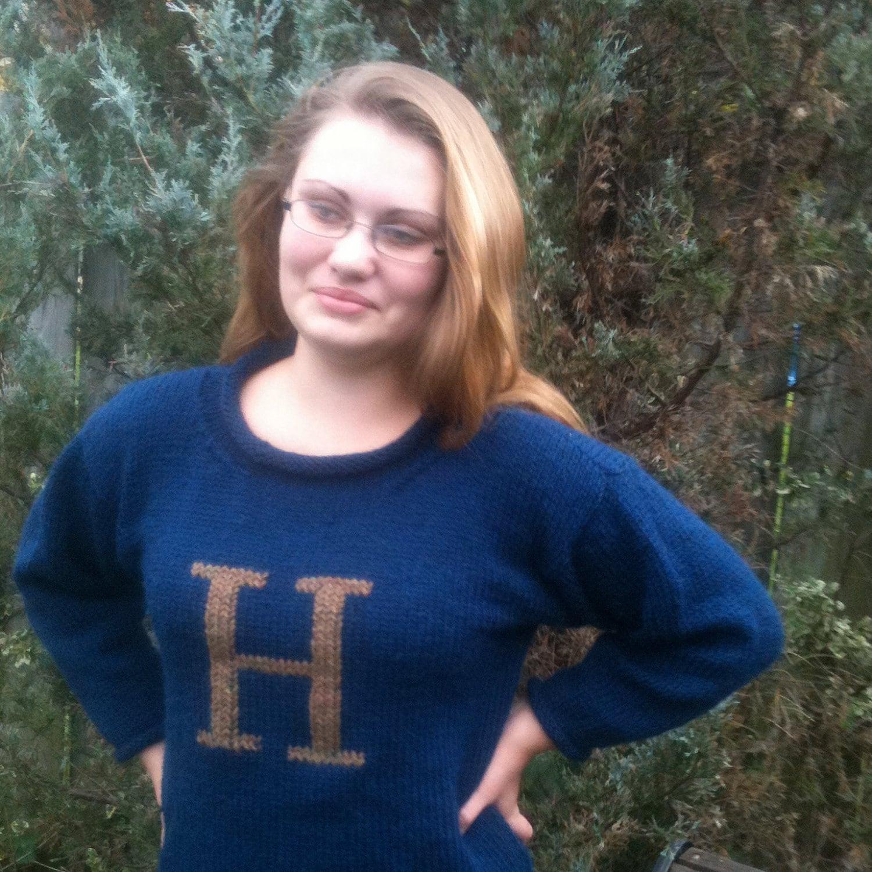 Mrs Weasley Sweater