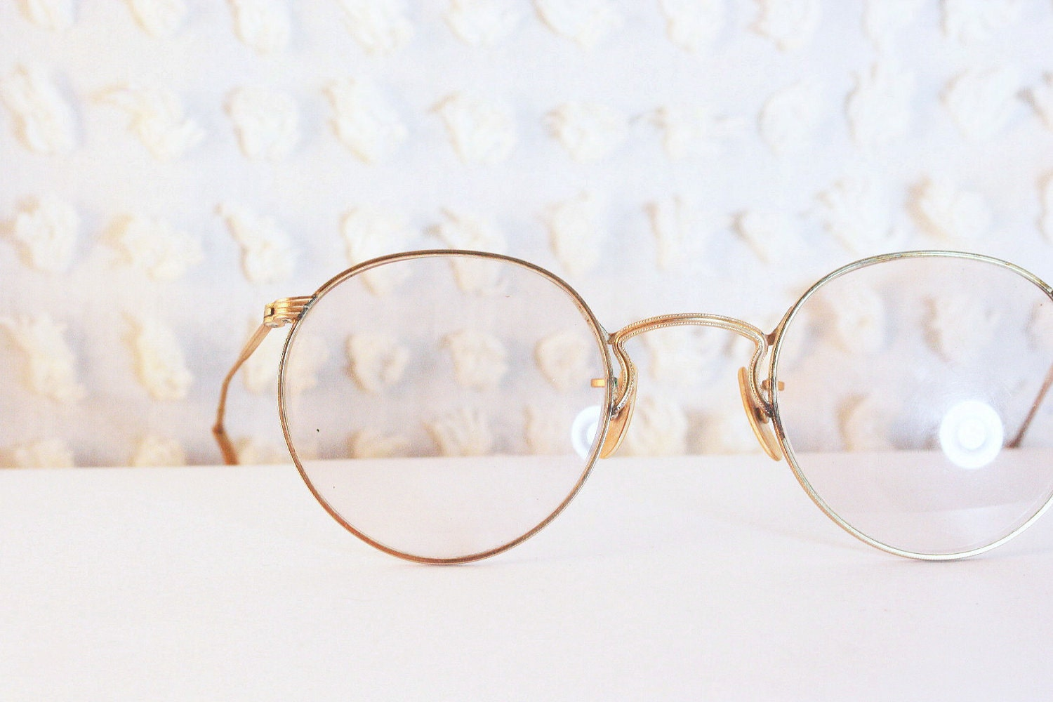 vintage horn rim eyeglasses fifties frames authentic vintage