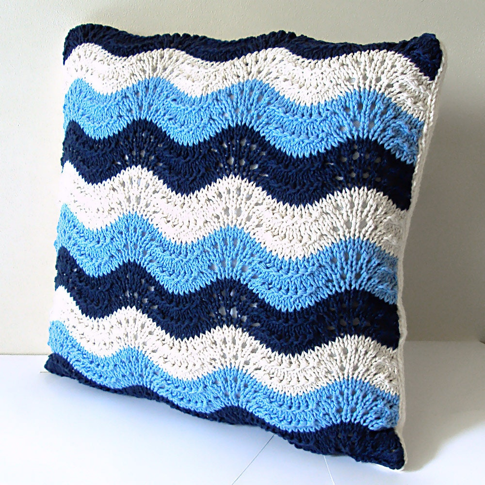 Knitting Pillow Cover : Knit pillow covers i wallpaper