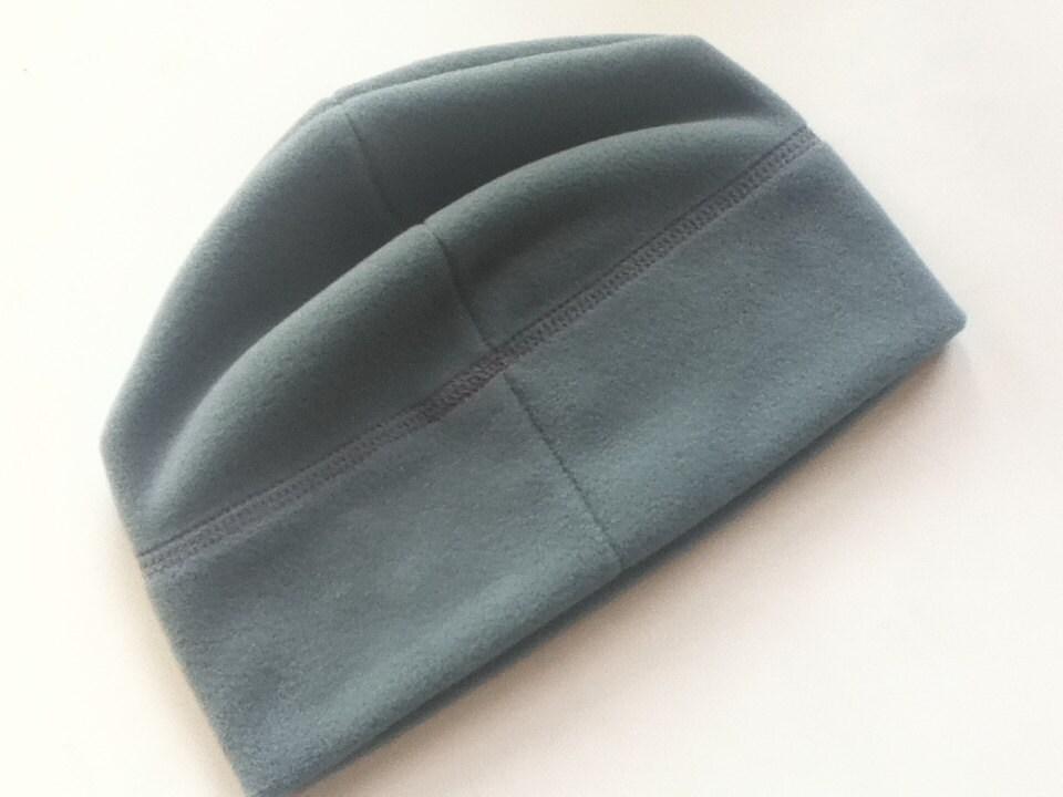 Unisex Foliage Green Military Polartec Micro Fleece Cap