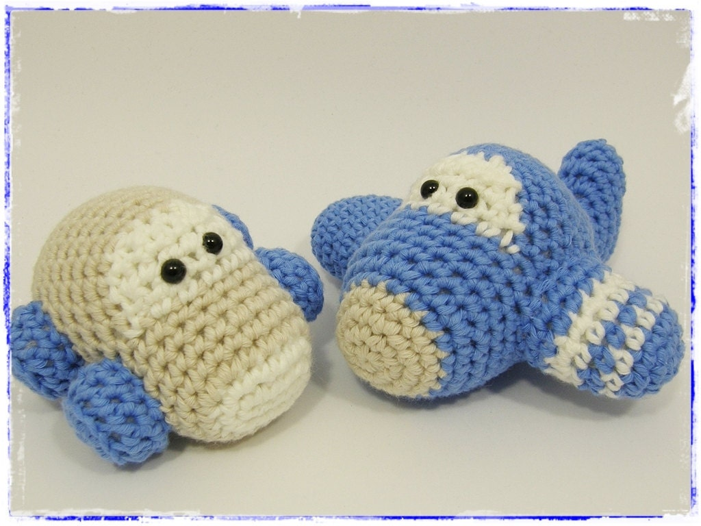 1000+ images about Planes crochet on Pinterest