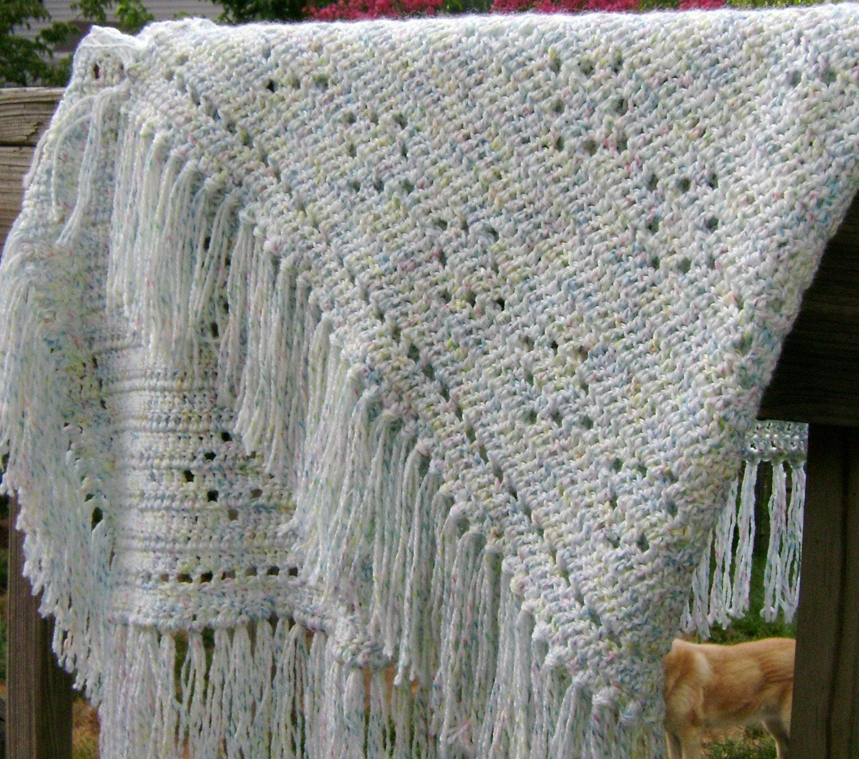 Crochet Afghan Diamond Pattern Crochet Guild