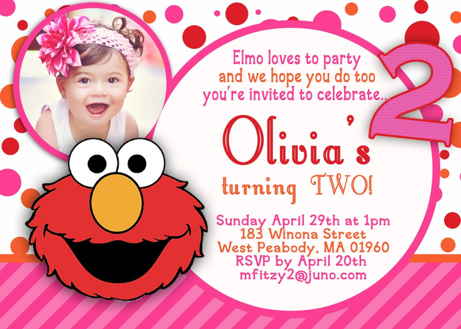 elmo template for invitations - hannah 2nd birthday on pinterest sesame street party